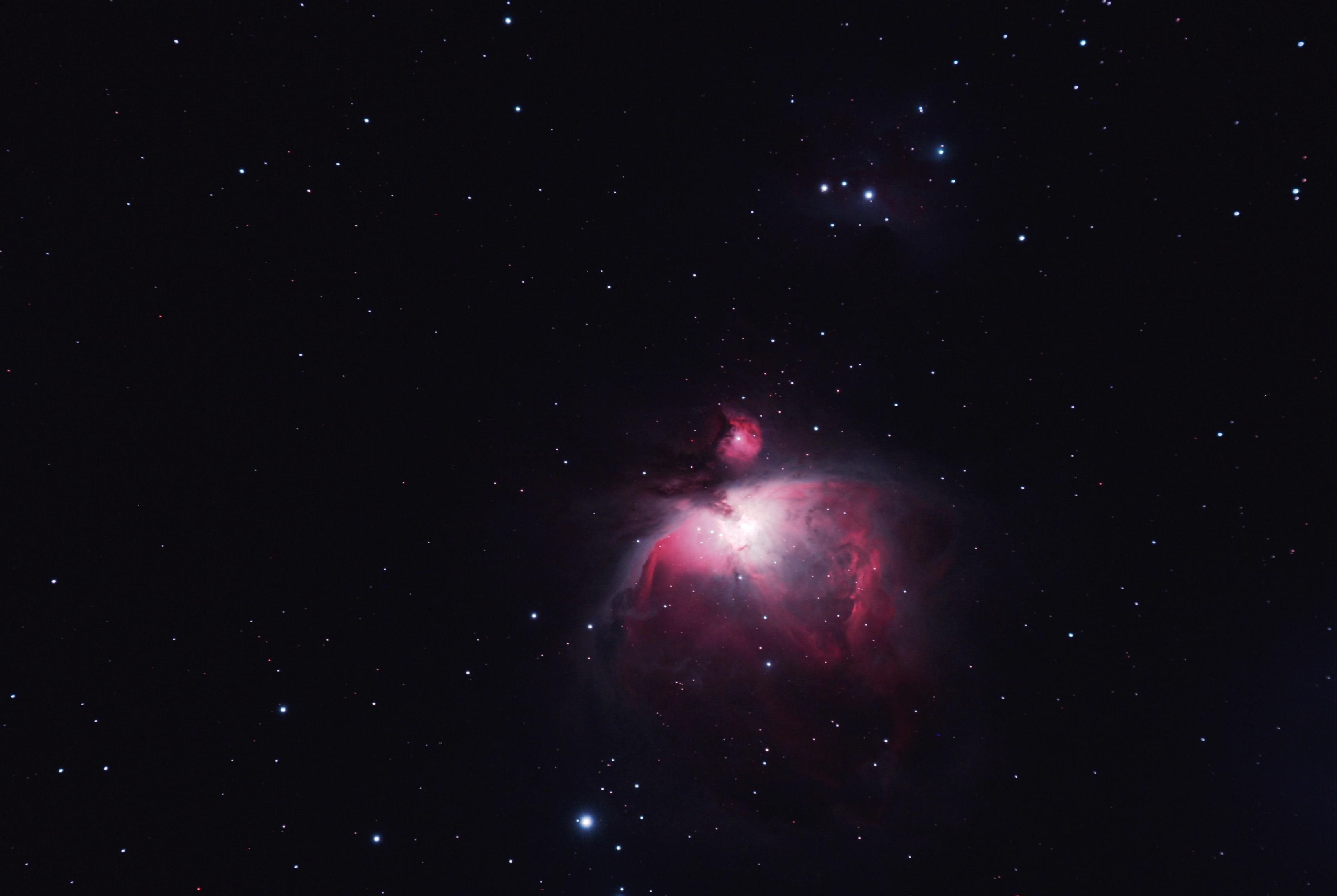 Nébuleuse d'Orion - M42