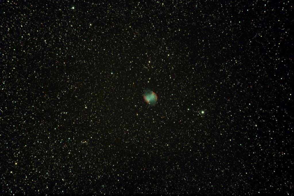 Nébuleuse planétaire M27