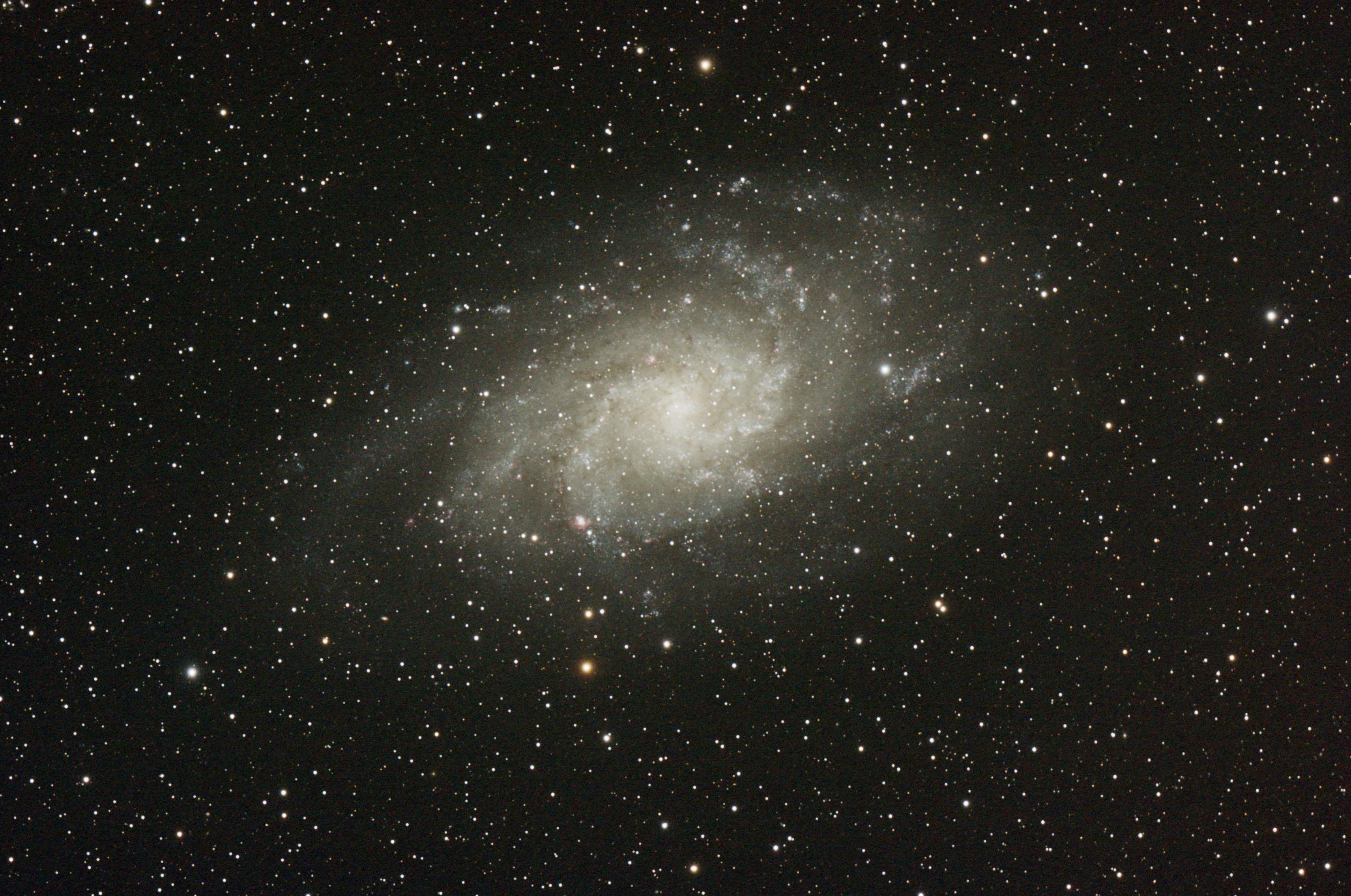 M 33 - Galaxie du Triangle
